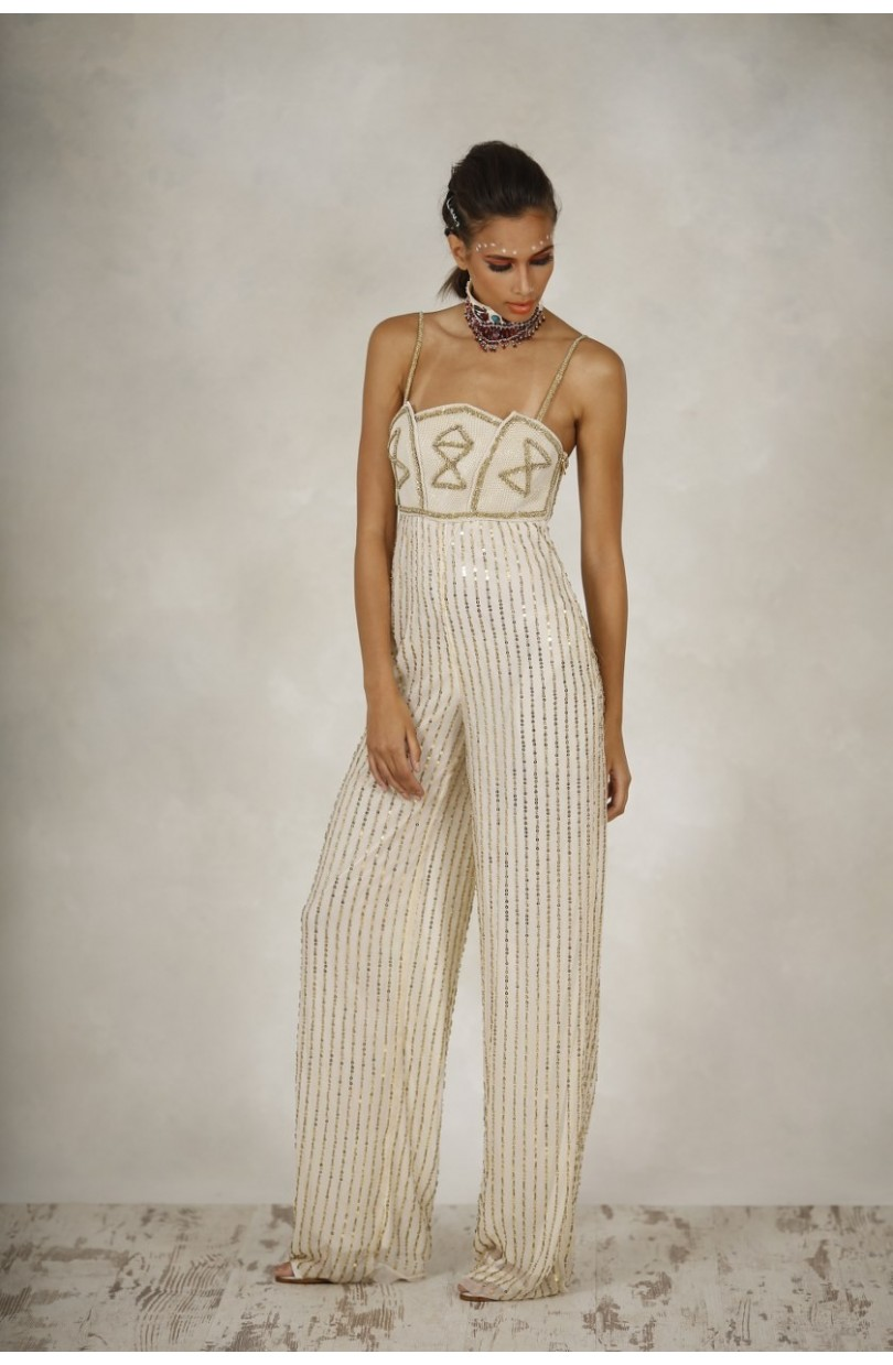 JUMPSUIT GASA SEQUINS